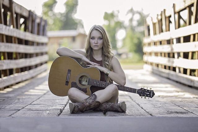 Woman W/ Guitar