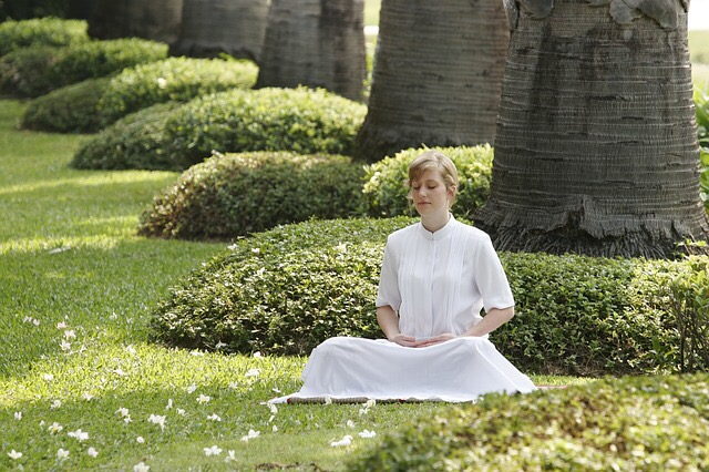 Meditate For Your Peace Of Mind